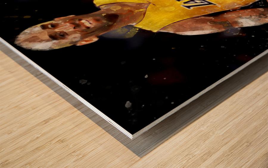 rr43 Wood print