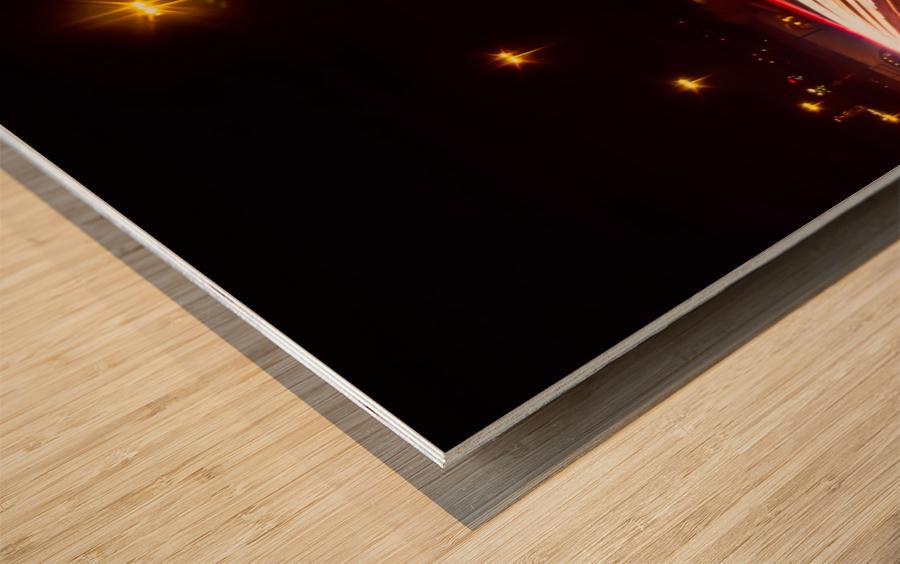 DVP Spectrum 3 Wood print