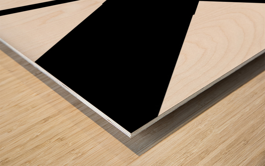 Bridge - XXIII Wood print