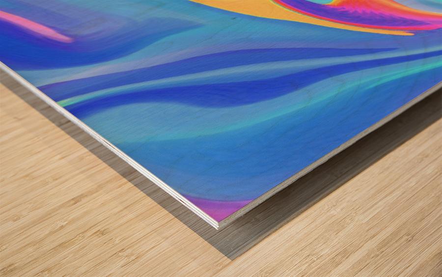 wallpapers Wood print