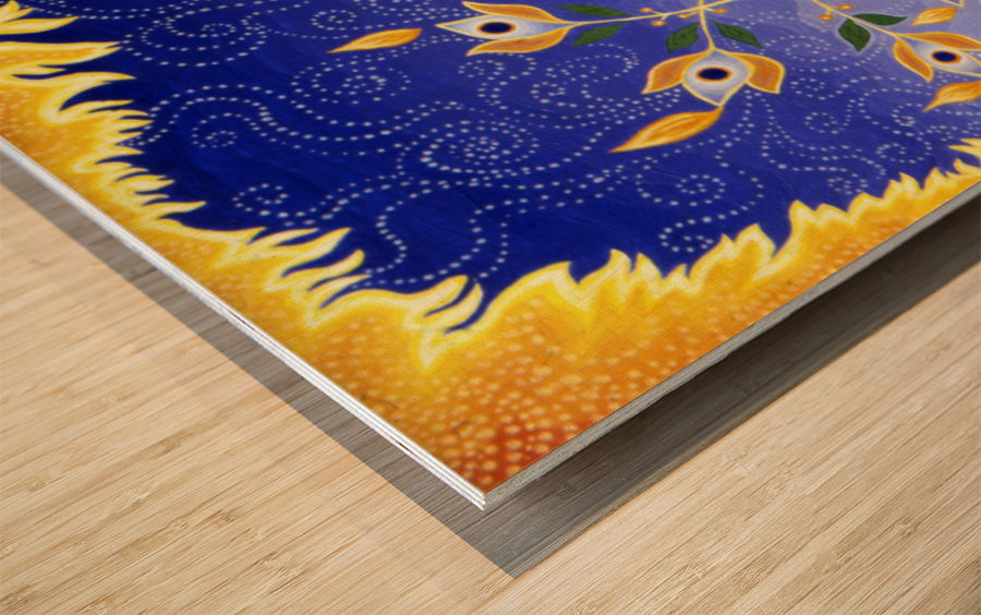 1986 026 Wood print
