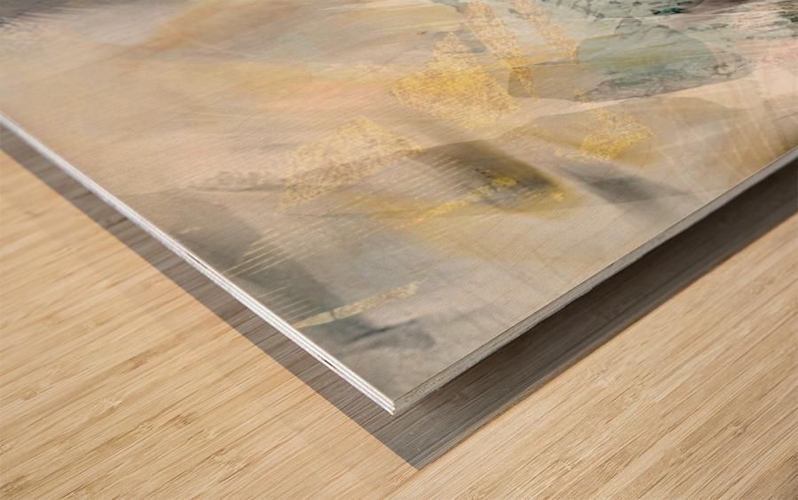 J A S A Wood print