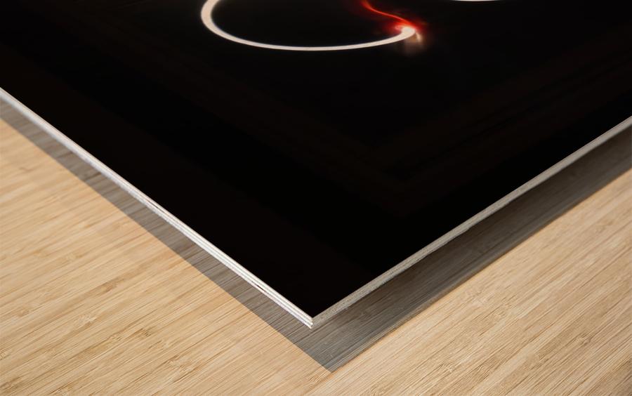 2021 Wood print
