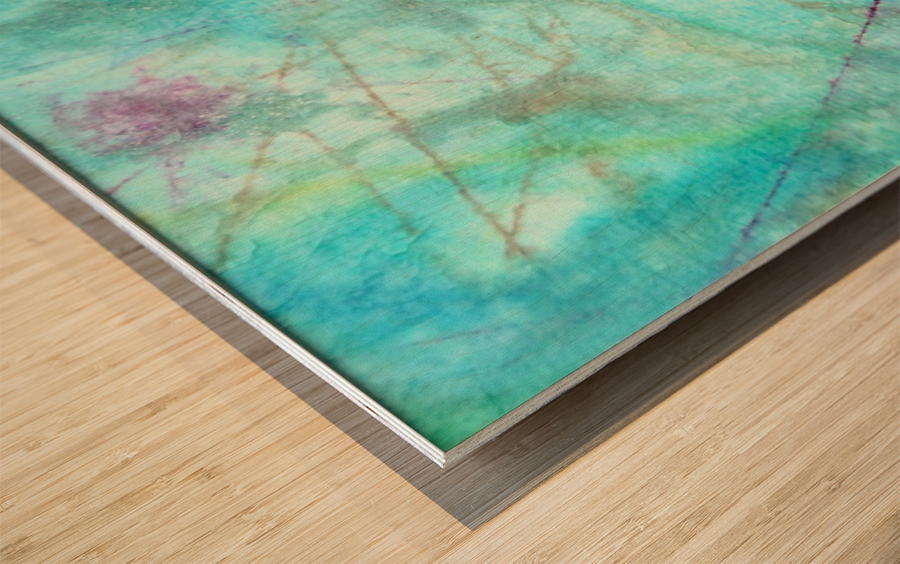 2020-10 Wood print