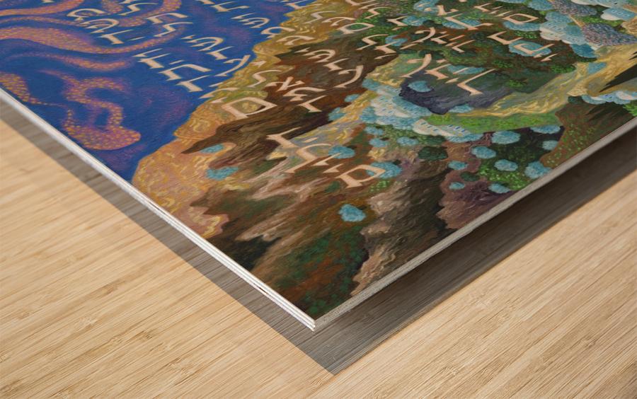 1986 03 Wood print