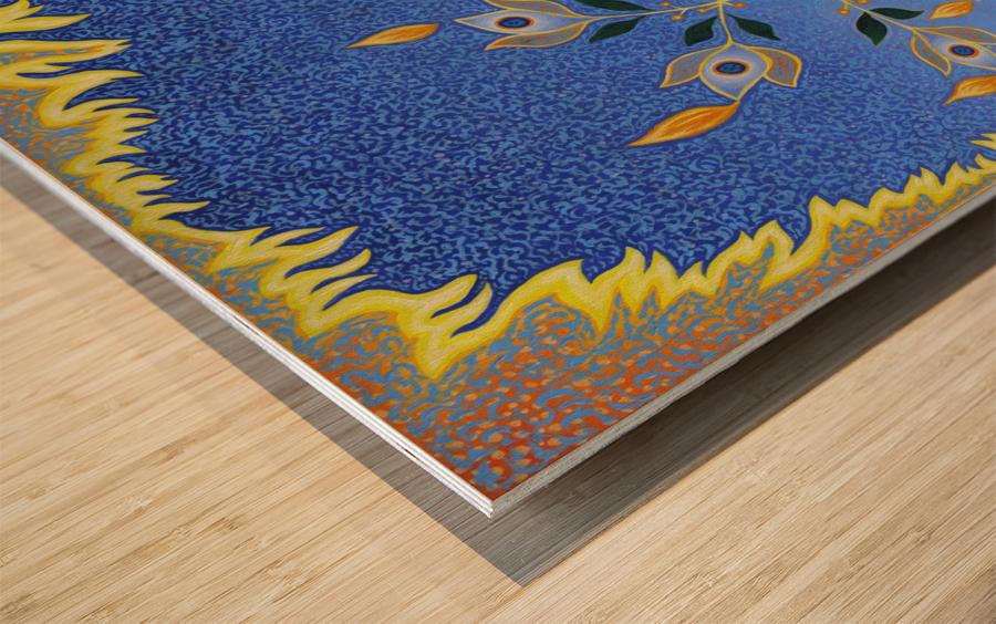 1986 01 Wood print