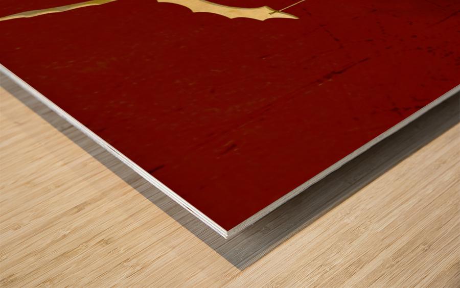 Boat - CXI  Wood print