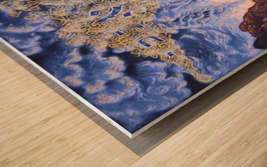 1990 028 Wood print