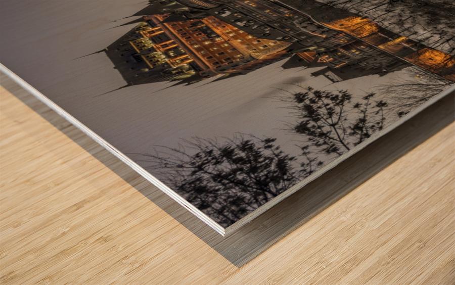 dh00010 Impression sur bois