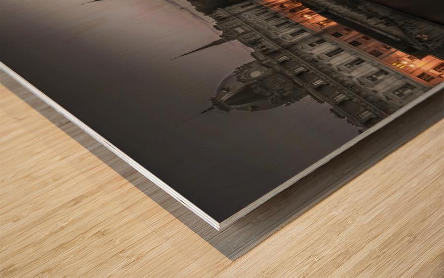 dh00012 Impression sur bois