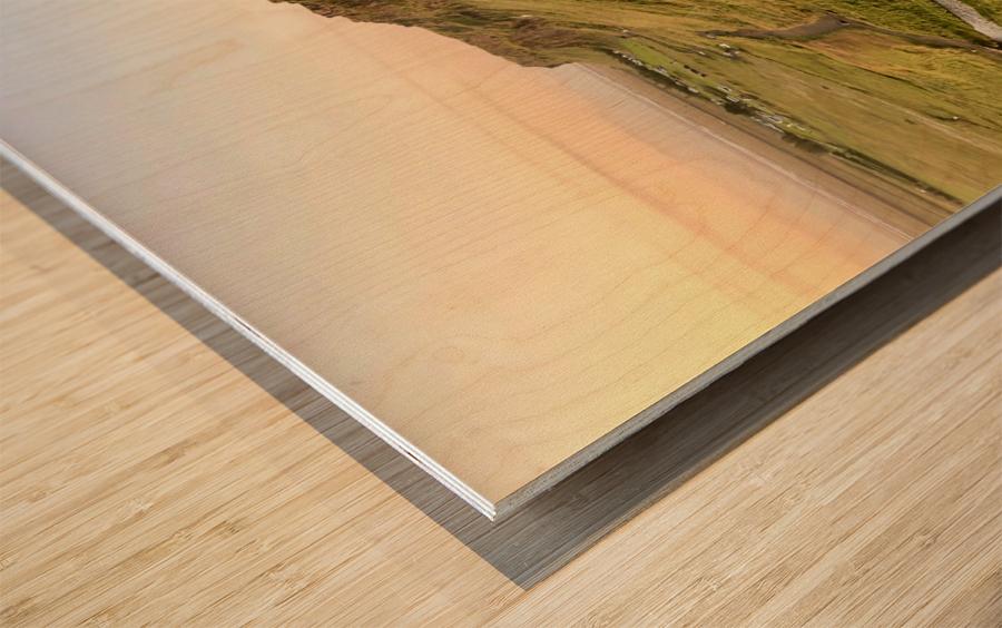 Seljalandsfoss Wood print