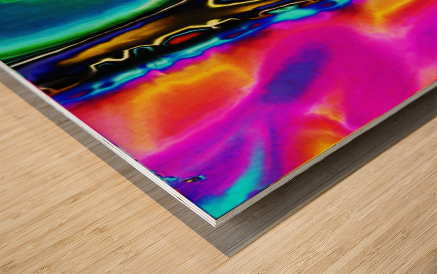 Filibro Wood print