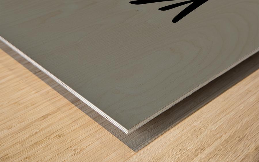 FrontView 14.C1 Wood print