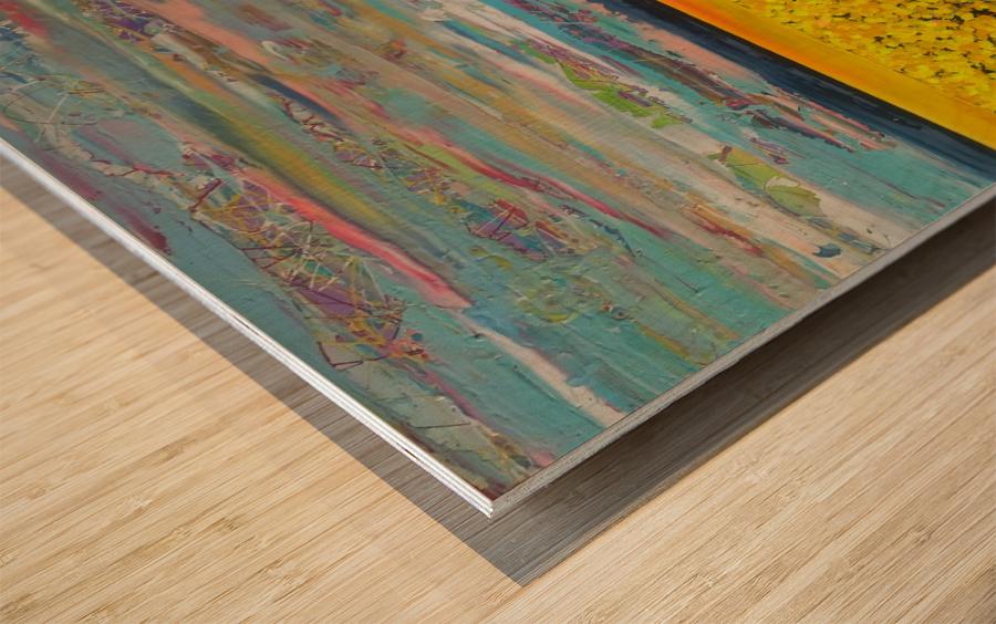 arcadia Panel 2 Wood print