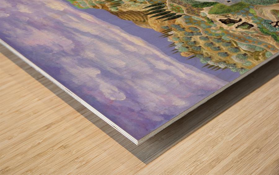 1981 04 Wood print