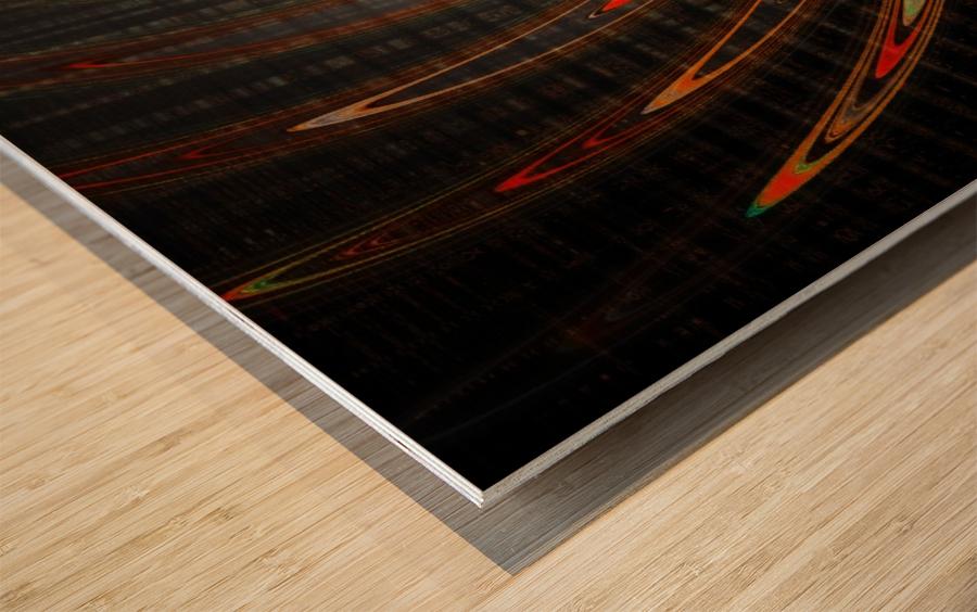 REDBONE Wood print