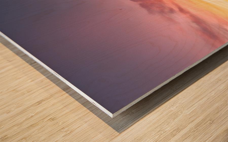 Martello Wood print