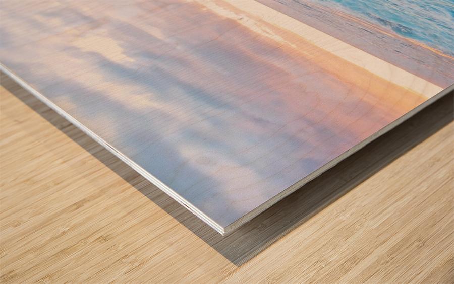 Untamed Hawaii Wood print
