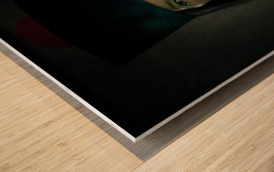 ***** by Svetlana Melik-Nubarova  Wood print