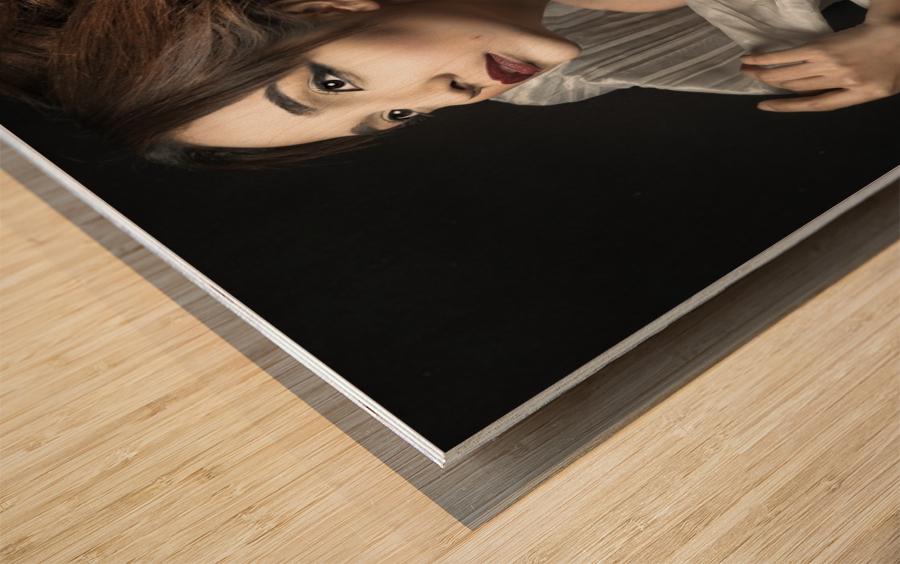 Breezin' Wood print