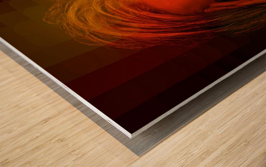 Do You Wanna Funk Wood print