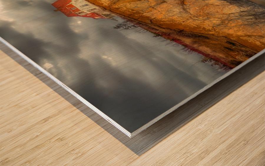 Cap Canon Perce Impression sur bois