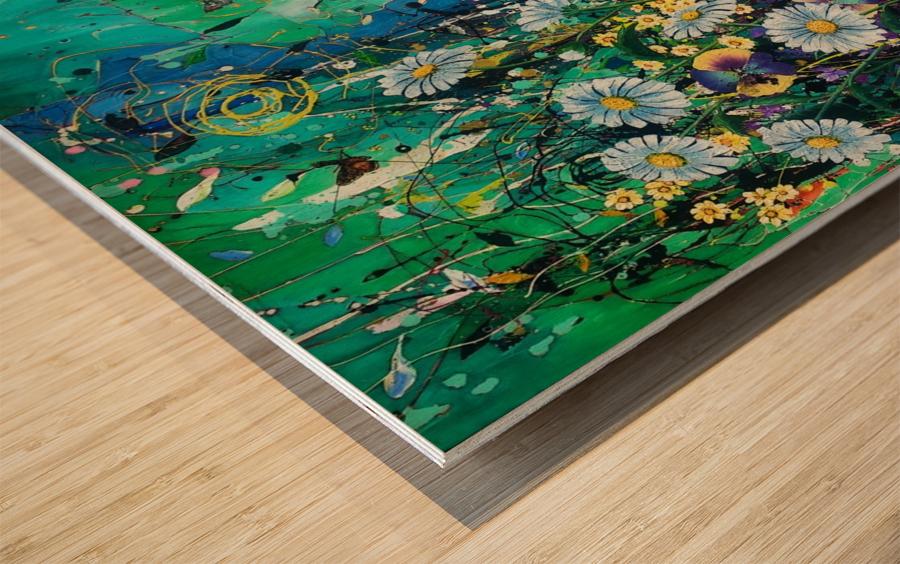 equilibrium 1  Wood print