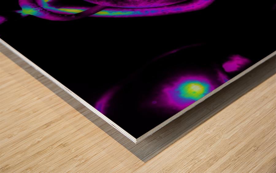Portal  43  Wood print