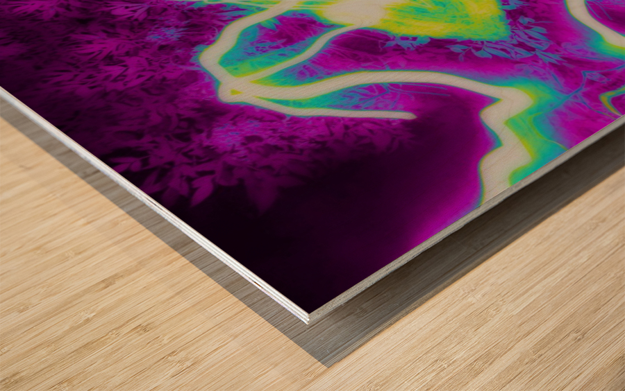 Portal  74  Wood print