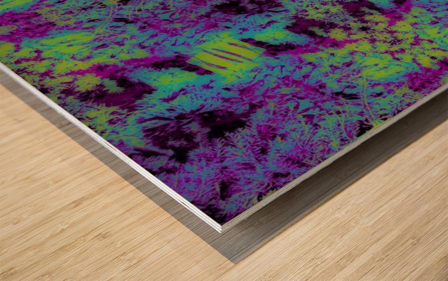 Portal  35  Wood print