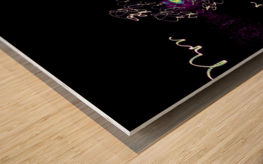 Portal  71  Wood print