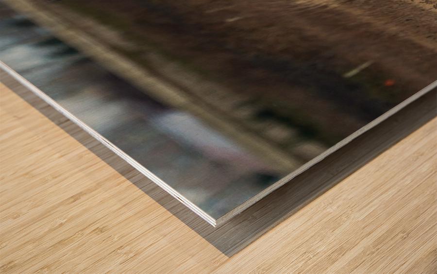Wesley Allen Shaw 01943 Wood print