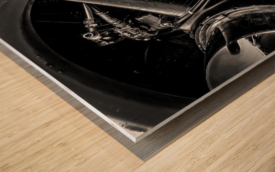 Cyclone 14 Wood print