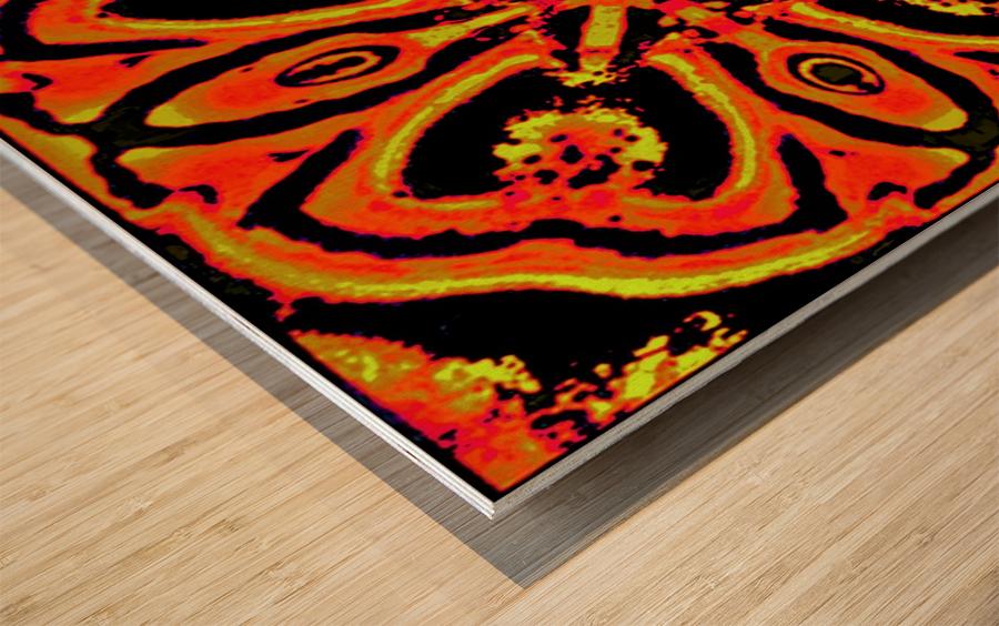 SOLAR  CROSS  269245  Wood print