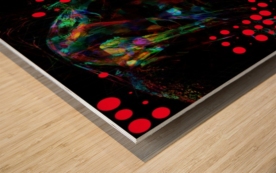 Zara life  Wood print