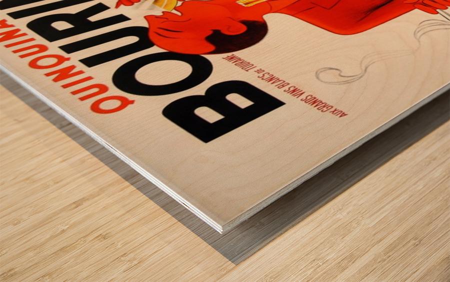 Bourin Wood print