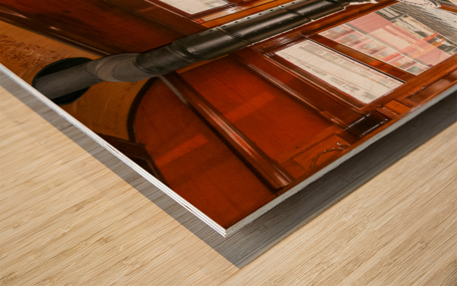 Strasburg 8 Wood print