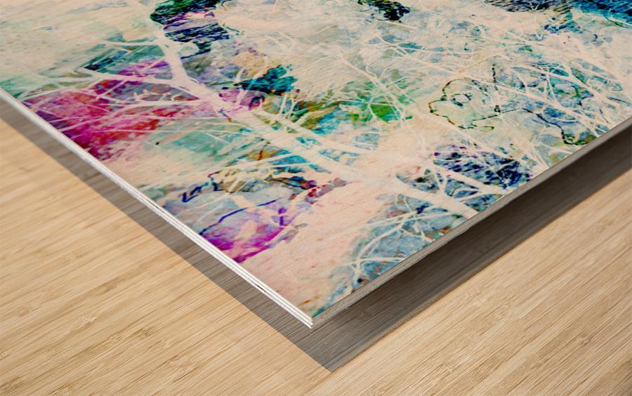 Promise of Spring - Horizontal  Wood print