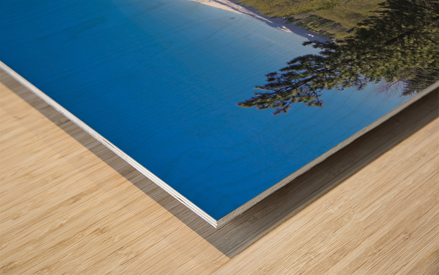 Mount Hood   Oregon Wood print