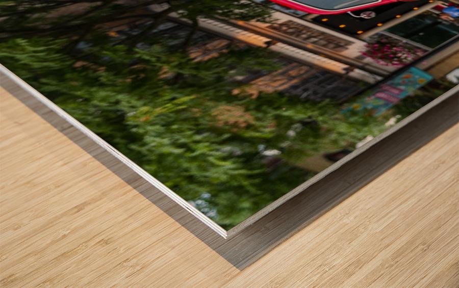Tratitions Wood print