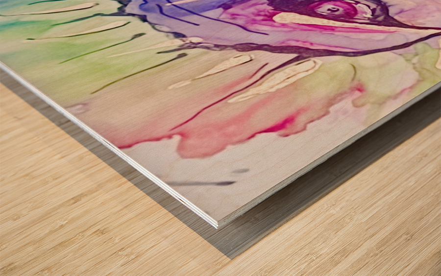 Larry Wood print