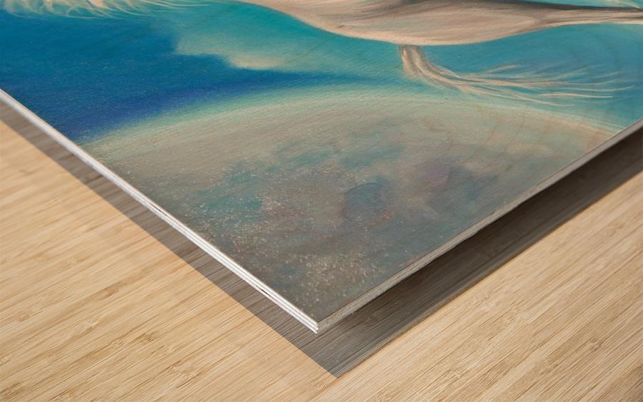 A Kingdom Now Forgotten… Wood print