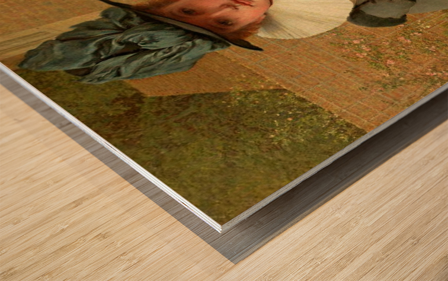 Sweet Anne Page Impression sur bois