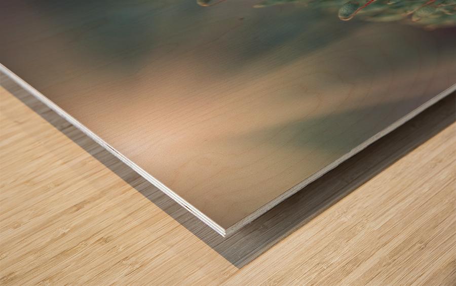 ....@. Wood print