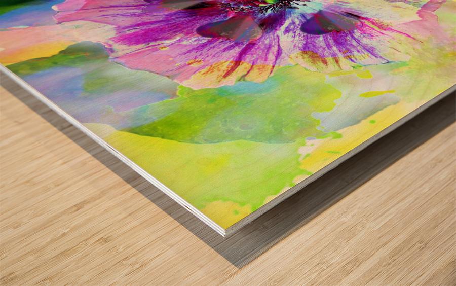Art216 Wood print