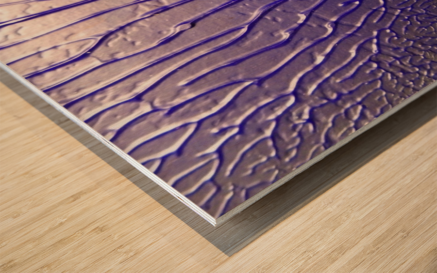 art Wood print