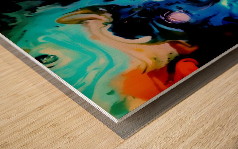 MPS-018 Wood print