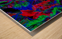 underTHEsun Wood print