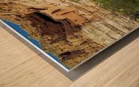 Montezuma's Castle-14 Impression sur bois
