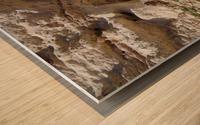 Montezuma's Castle-8 Wood print